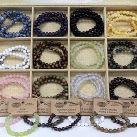 Healing Crystal Jewellery