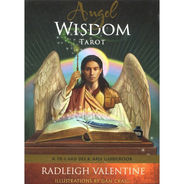 Angel Wisdom Tarot Pack