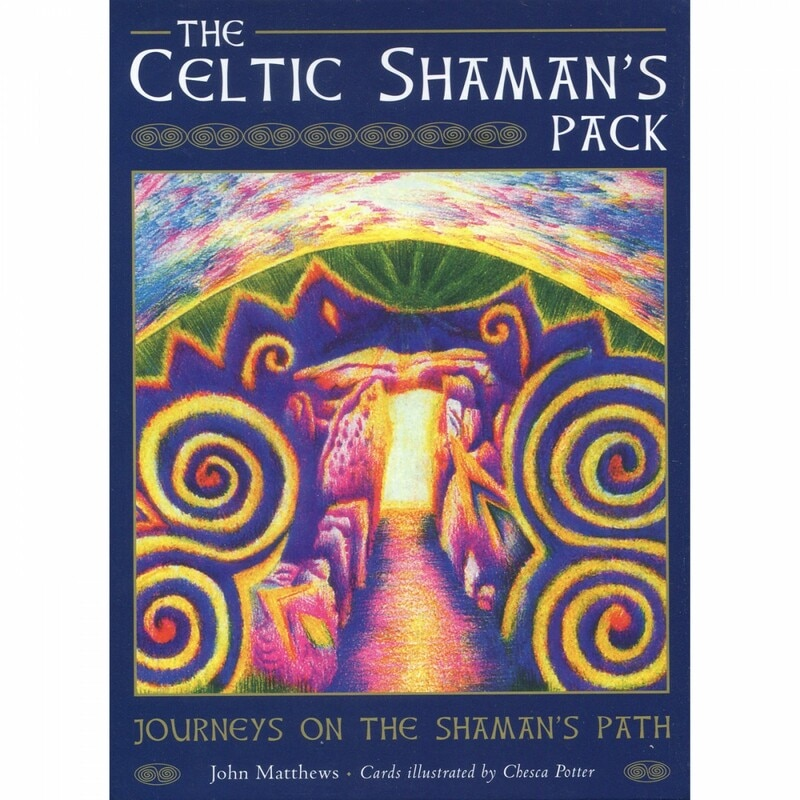 Cover of The Celtic Shamans Pack