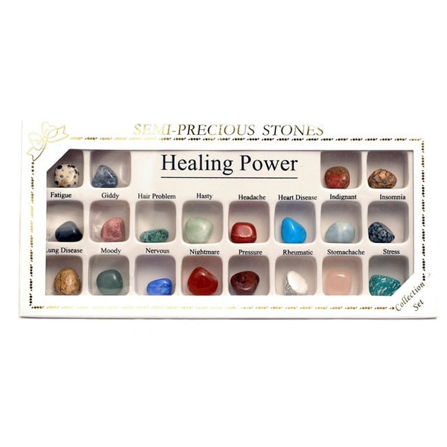 Healing Crystal set